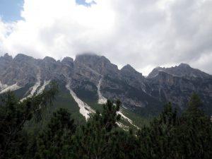 Verso rifugio Pramper montagne 2