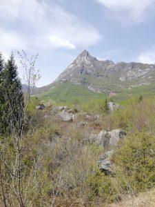 Masiere sentiero Girolamo Segato