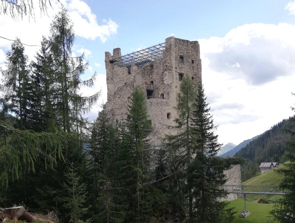 castello di andraz e museo
